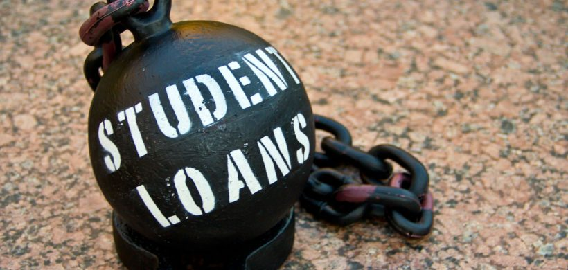 Student debt and mortgages